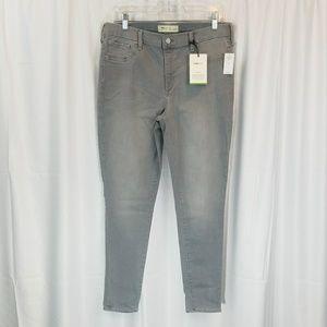 GAP Jeans - GAP Gray Legging Jeans NWT